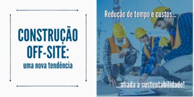 construção off-site, construção civil, sustentabilidade, grupo elevar, construtora, imoveis