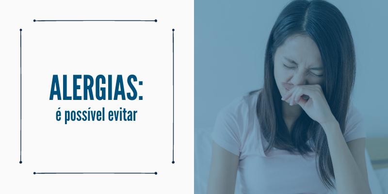alergias, como evitar, grupo elevar, ambientes domésticos, imóveis